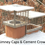 Chimney Caps and Cement Crown