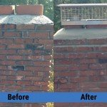 Chimney Repair Service – Before and After Image 14