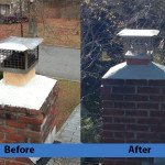 Chimney Repair Service – Before and After Image 09