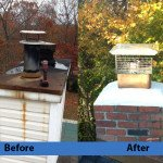 Chimney Repair Service – Before and After Image 08