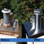 Chimney Repair Service – Before and After Image 07