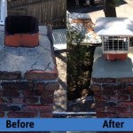 Chimney Repair Service – Before and After Image 19