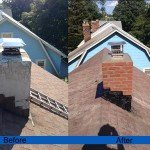 Chimney Repair Service – Before and After Image 22