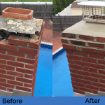 Chimney Repair Service – Before and After Image 05