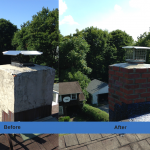 Before & After - Chimney Image 01