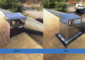 Before & After - Chimney Image 02