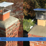 Chimney Repair Service – Before and After Image 31