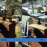 Chimney Repair Service – Before and After Image 32