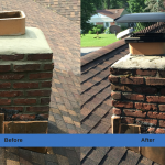 Chimney Repair Service – Before and After Image 34