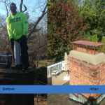 Chimney Repair Service – Before and After Image 35