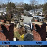 Chimney Repair Service – Before and After Image 26