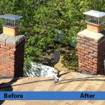 Chimney Repair Service – Before and After Image 25