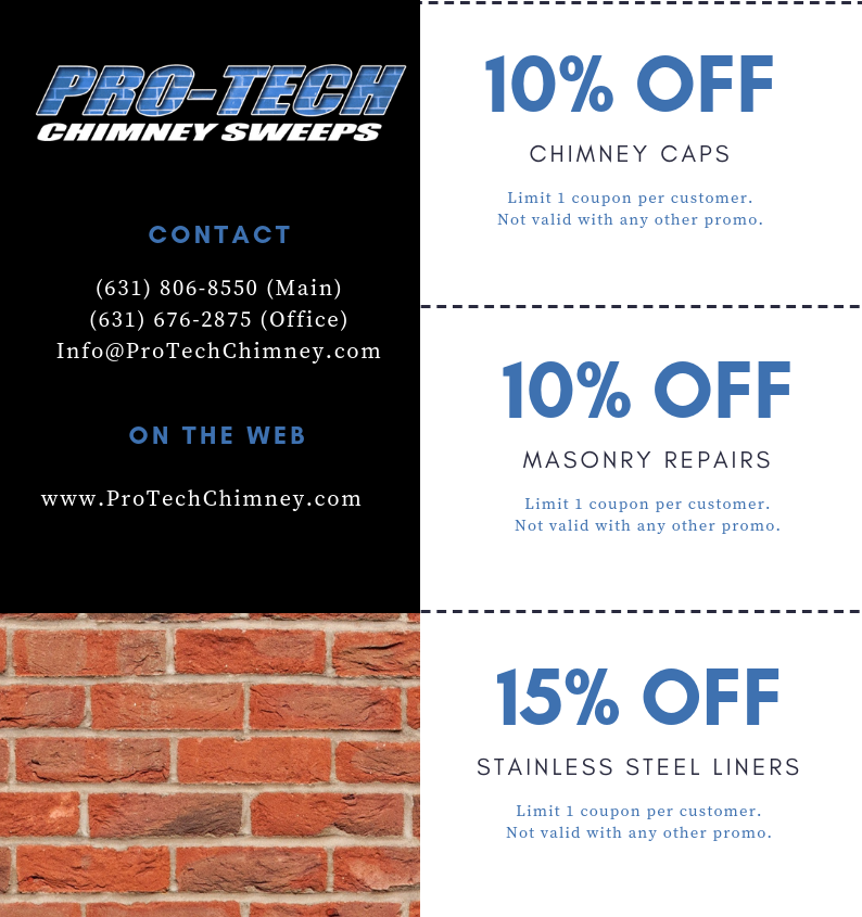Pro Tech Chimney Coupons